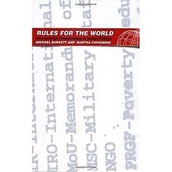 Regeln für die Welt: internationale Organisationen in der Weltpolitik