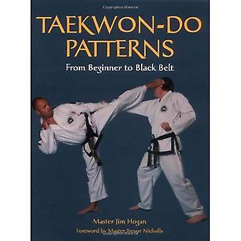 Taekwon-Do Muster: Vom Anfänger bis zum Schwarzgurt