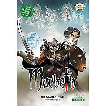 Macbeth The Graphic Novel: Quick Text (British English)