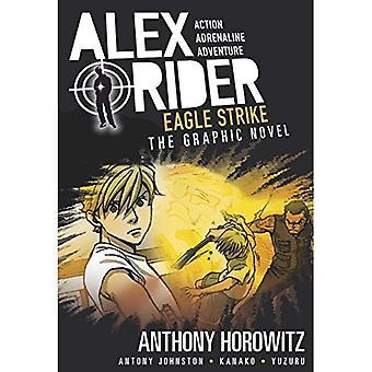 Eagle Strike: An Alex Rider Graphic Novel (Alex Rider)