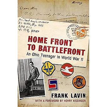 Kotirintamalla Battlefront: Ohio teini-ikäinen, toisessa maailmansodassa (sodan ja yhteiskunnan Pohjois-Amerikassa)