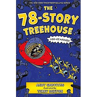 The 78-Story Treehouse (Treehouse Books)
