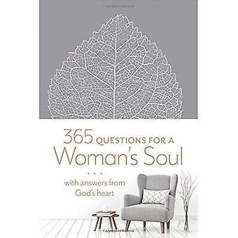 365 spørsmål for en kvinnes sjel: svar fra Guds hjerte