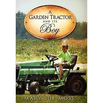庭のトラクターやモス ・ メアリー ・ スーによってその少年