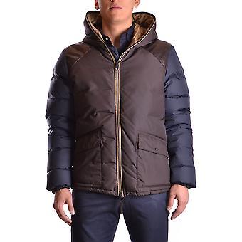 Duvetica Ezbc181001 Men's Brown Nylon Outerwear Jacket