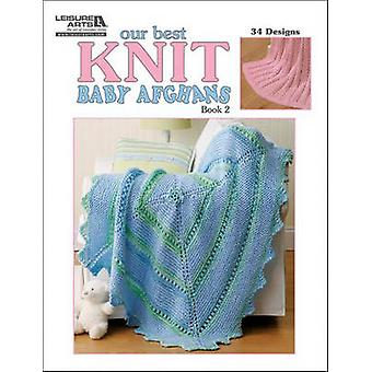 Our Best Knit Baby Afghans - Book 2 by Susan White Sullivan - 9781609