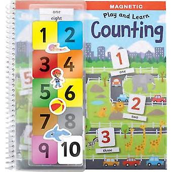 Counting by Susie Linn - Dan Crisp - 9781784456801 Book