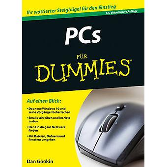 PCs Fur Dummies by Dan Gookin - 9783527713400 Book