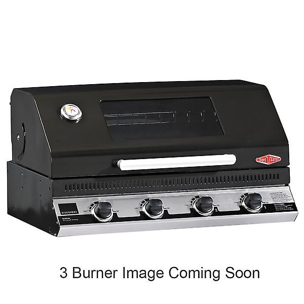 BeefEater Barbecues Beefeater 1100e Built In 3 Burner Gas BBQ