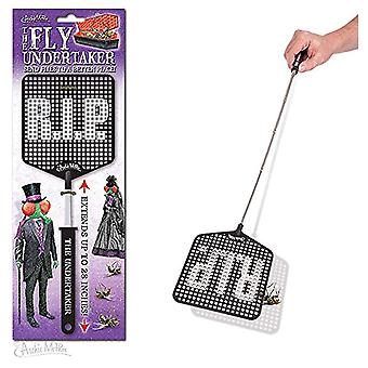 Archie McPhee Fly Undertaker Swatter Extendable