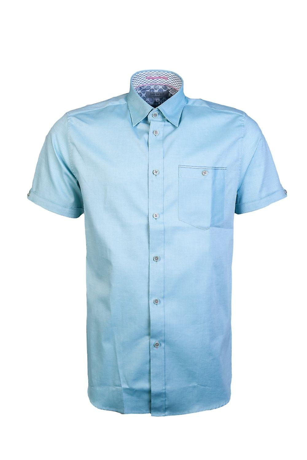 Ted Baker Business-Regular Collar Shirt MMA-WALLABI-TH9M