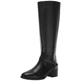 Bandolino Womens Bdbloema Leather Almond Toe Knee High Fashion Boots