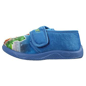 Toy Story Woody Boys Toba Low Top Slippers UK Sizes Child 6-12