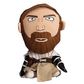 Star Wars the Clone Wars Obi-Wan Kenobi Deformed Plush