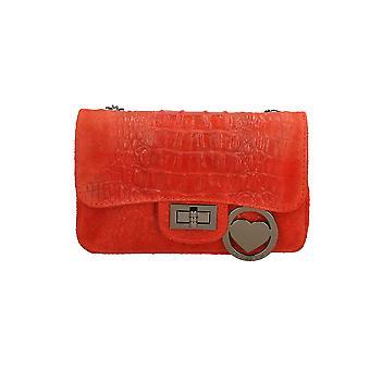 Handväska i läder P10029