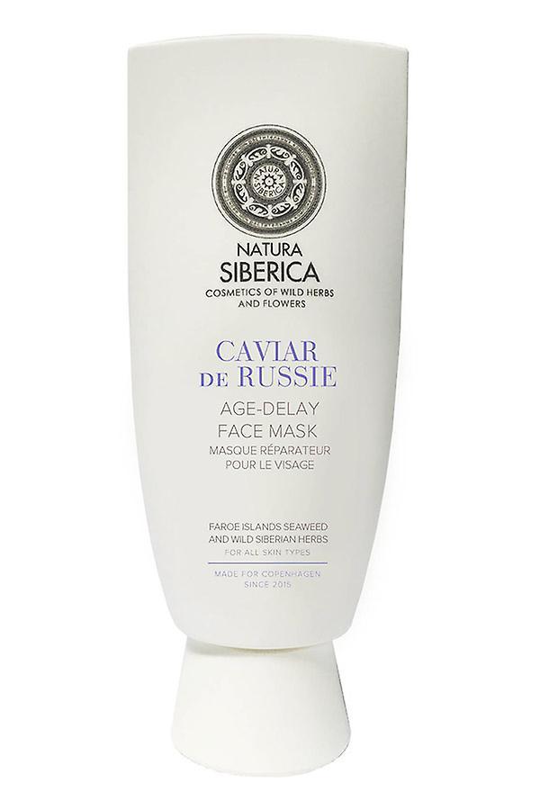 Natura Siberica Caviar De Russie Age Delay Face Mask