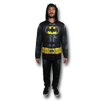 Batman tumma ritari sublimated Union puku