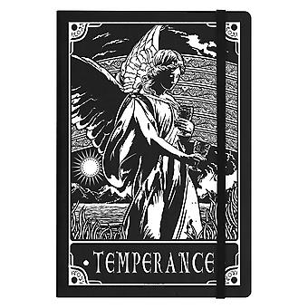 Deadly Tarot Temperance A5 Hard Cover Notebook