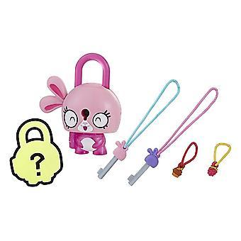 Lock Stars Pink Bunny Series 1