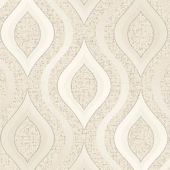 Quartzo geométrico wallpaper Fine decor