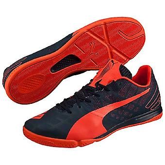 بوما evoSPEED 3.4 سالا أحذية كرة القدم (البرتقالي)