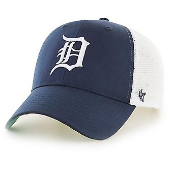 47 Brand Trucker Cap - Branson MLB Detroit Tigers laivasto