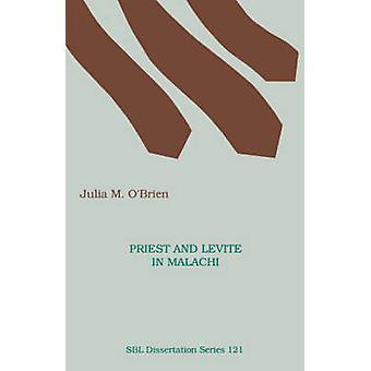 Priest and Levite in Malachi by OBrien & Julia M.