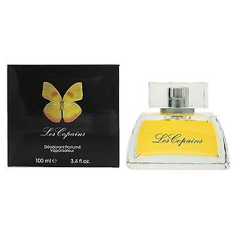 Les copains Papillon Deodorant spray 100ml