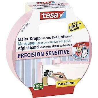 TESA® Masking Tape Precision følsomme 25 m x 25 mm