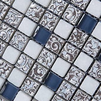 Mosaic D-Sign Orient Blue