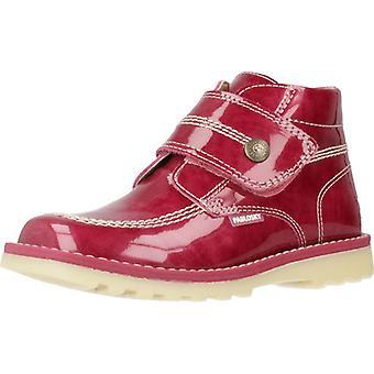 Pablosky Boots 473979 kleur Bordeaux