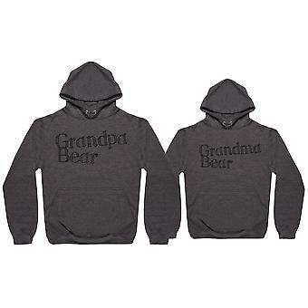Grandpa Bear - Mens Hoodie
