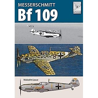 Flight Craft 14 Messerschmitt Bf109 av Robert Jackson