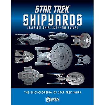 Star Trek Shipyards by Ben Robinson