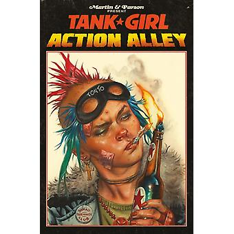 Tank Girl Action Alley by Alan Martin