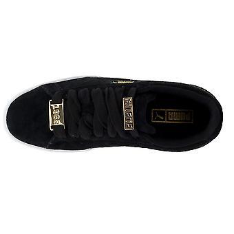 PUMA Boys Suede Classic B-Boy Fabulous Junior Casual Sneakers,