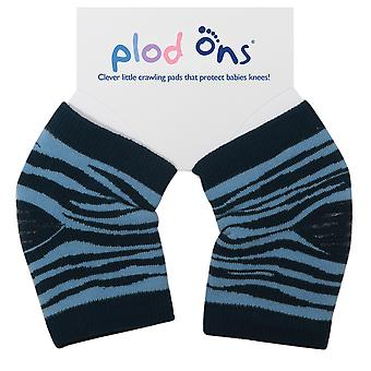 PlodOns - The Soft Knee Protection for Crawling Babies!