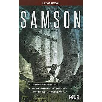 Samson Pamphlet by Rose Publishing - 9781628623222 Book