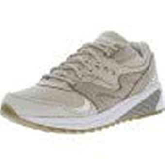 Saucony Mens Grid 8000 Low Top Lace Up Fashion Sneakers
