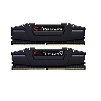 G.Skill DDR4-3200 Dual Channel Ripjaws V - Classic Black