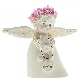 Snowbabies Angel Of Comfort Figurine