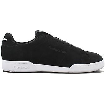 Reebok NPC II S BD4928 Herren Schuhe Schwarz Sneaker Sportschuhe
