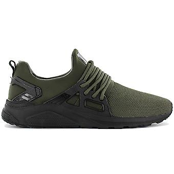 Certified London CT 8000 Trainer Men's Shoes Olive Sneaker Sports Shoes