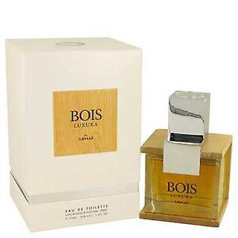 Armaf Bois Luxura By Armaf Eau De Toilette Spray 3.4 Oz (men) V728-538321