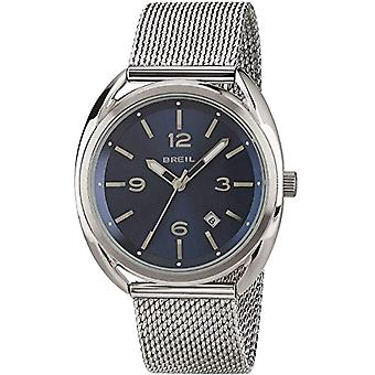 Breil Mens Quartz analog watch with stainless steel band TW1601