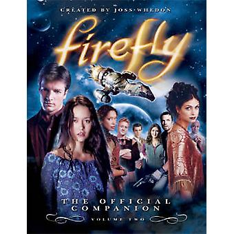 Firefly Vol. 2 Official Companion by Joss Whedon