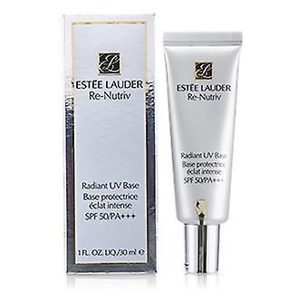 Estee Lauder Re-nutriv Radiant Uv Base Spf 50 Pa+++  30ml/1oz