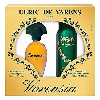 Women's Perfume Set Varensia Ulric De Varens (2 pcs) (2 pcs)