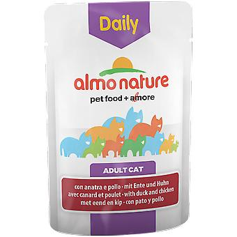 Almo nature Daily/Bio Menu For Cats (Cats , Cat Food , Wet Food)