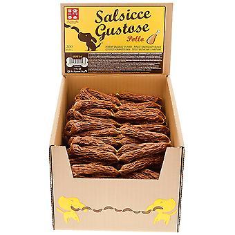 Ferribiella Exp.Sausages Chicken (Dogs , Treats , Natural Treats)